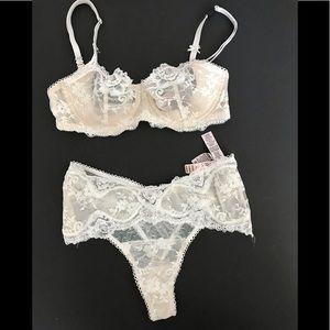 Victoria 's Secret Dream angels bra set